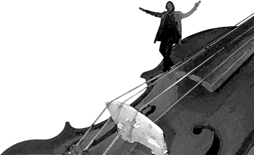 Resultado de imagen de ilustracion violin
